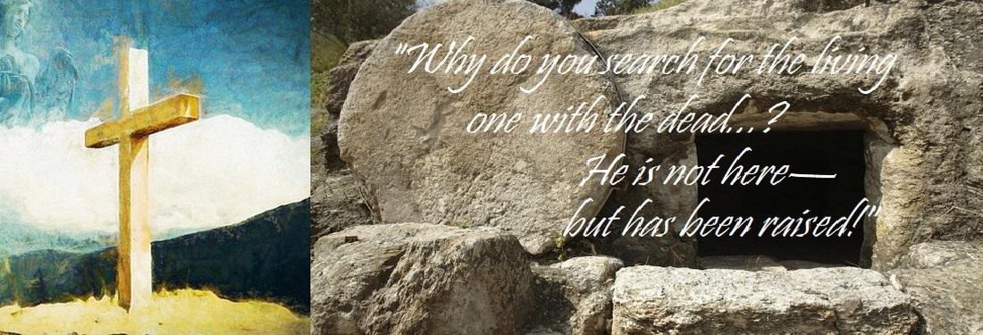 Study for Easter Sunday (John 11:50-52)