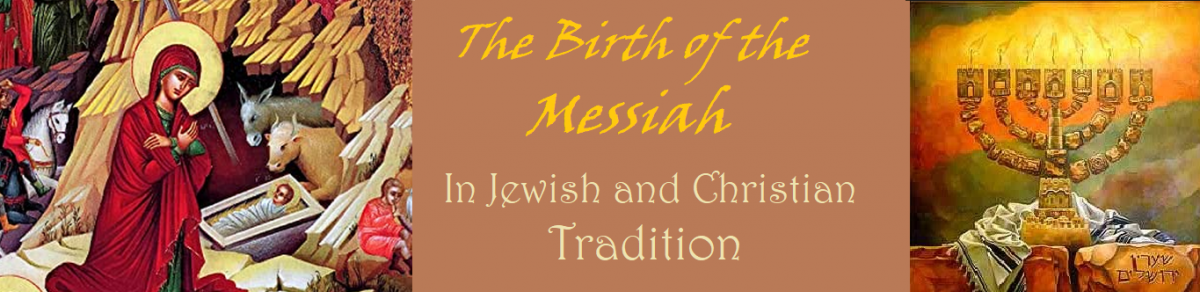 Birth of the Messiah: Isaiah 7:14; 9:5-6